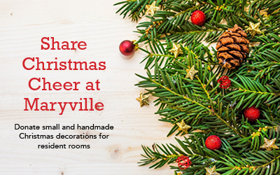 Help Make it a Merry Christmas at Maryville
