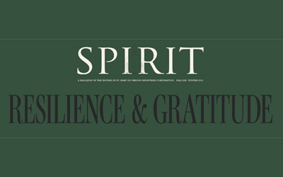 "Spirit Magazine ""Resilience & Gratitude"""