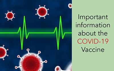 Important COVID-19 Vaccine Information